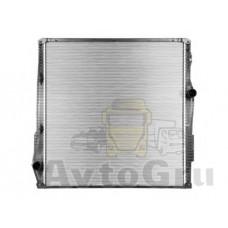 Радиатор системы охлаждения с рамкой 860x988x42 SCANIA STELLOX