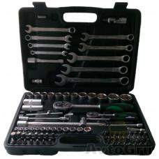Набор инструментов (82 предмета) Сервис Ключ