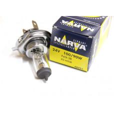 Лампа Н 4 24V 100/90W  NARVA 48991