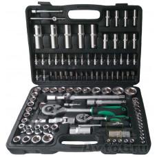Набор инструментов (108 предметов) Сервис Ключ