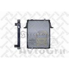 Радиатор системы охлаждения с рамкой  пласт 977x689x48  RENAULT STELLOX