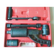 Балонный ключ с редуктором (мясорубку) 32х33 Сервис Ключ